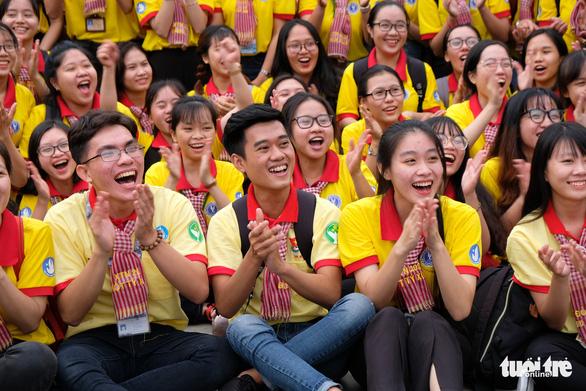 2.000 bạn trẻ khởi động Xuân tình nguyện - Ảnh 6.