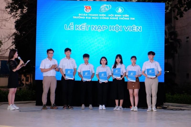 Trường ĐH Công nghệ Thông tin phát động 90 ngày thi đua lập thành tích chào mừng 90 năm ngày thành lập Đoàn TNCS Hồ Chí Minh